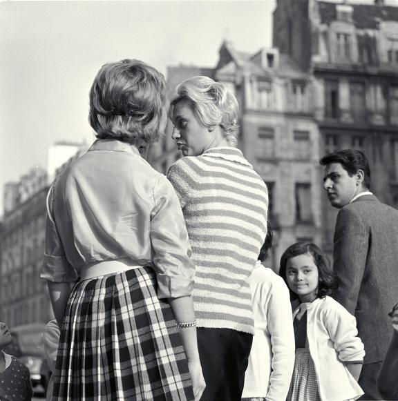 Maria Austria (1915-1975), Paris, 1960. Courtesy Maria Austria Institute, Amsterdam