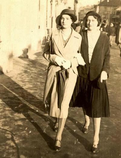 אופנת סתו 1936 בקרקוב היהודית