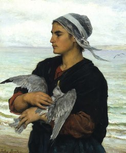 Breton_-_The_Wounded_Sea_Gull
