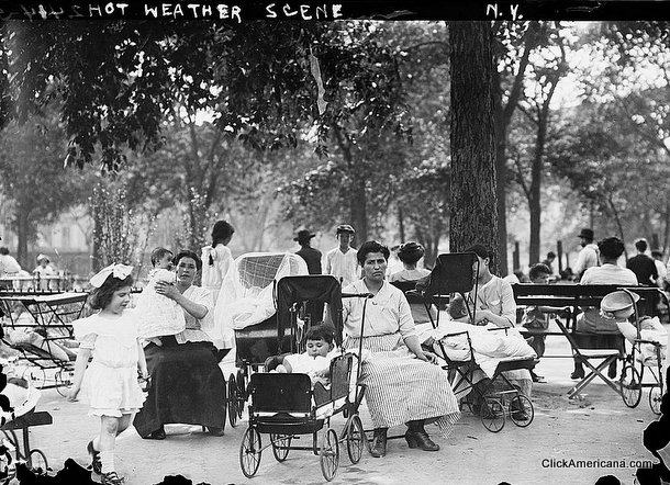 hot-weather-in-nyc-early-1900s-vintage-5