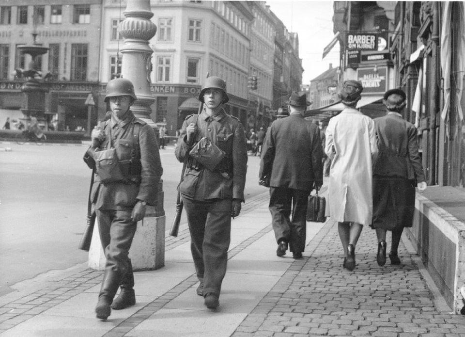 חיילים גרמנים